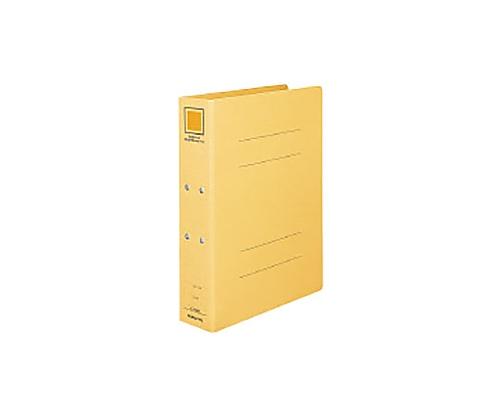 [取扱停止]チューブファイル<カラーボードツイン> A4タテ 50ミリとじ 2穴 黄 フ-T1650Y