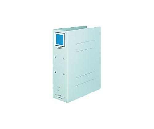 [取扱停止]チューブファイル<カラーボードツイン> A4タテ 80ミリとじ 2穴 青 フ-T1680B