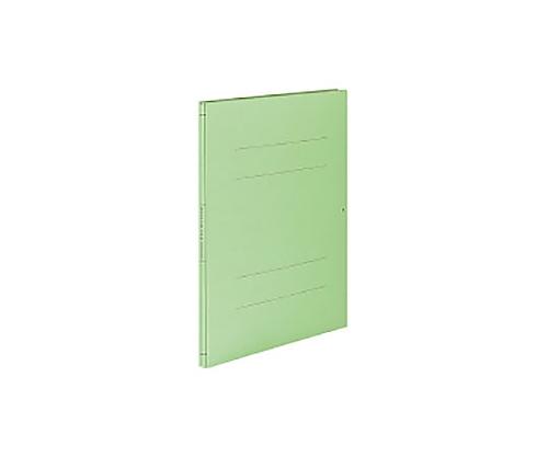ガバットファイル(ひもとじタイプ)A4縦 1~100ミリとじ表紙ひもなしタイプ 緑 フ-MB90G
