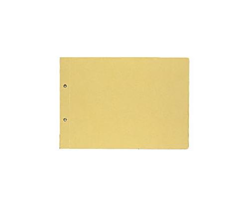 [取扱停止]綴込表紙C A4横 2穴 クラフトタイプ ツ-57