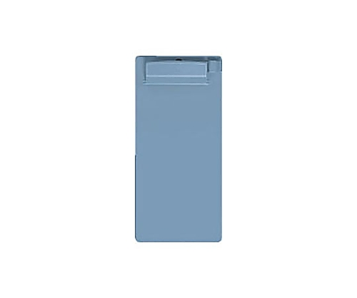 クリップボードE 別寸タテ型 短辺とじ 青 ヨハ-60B