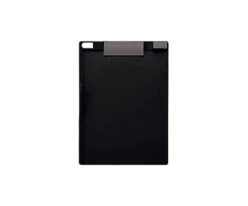 [取扱停止]クリップボード マグネットタイプ A4-タテ型 ブラック CB-361-GD