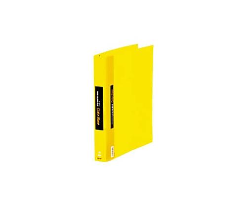 カラーベース差替式 黄 A4縦 背幅40mm 30穴 139Wキイ