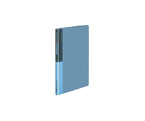 クリヤーブック<タフネス> A4縦 固定式20枚ポケット 青 ラ-F560NB