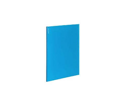 ポケットファイルα<ノビータα> A4S ライトブルー ラ-NF12LB