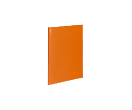 ポケットファイルα<ノビータα> A4S オレンジ ラ-NF12YR