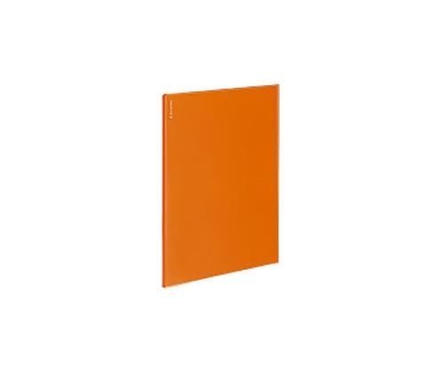 ポケットファイルα<ノビータα> A4S オレンジ ラ-NF6YR