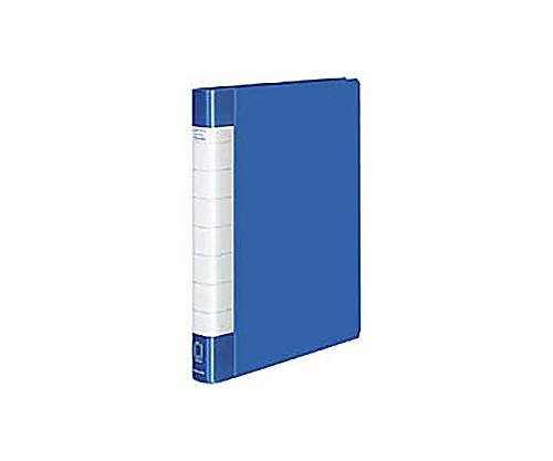 [取扱停止]クリヤーブック<タフボディ>(替紙式) A4縦 20枚ポケット 30穴 青 ラ-J720B