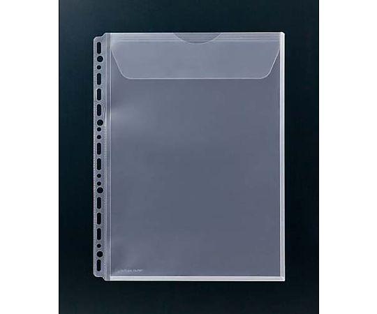 多穴ホルダー封筒タイプ 乳白 A4縦 多穴 762P-10ニユ