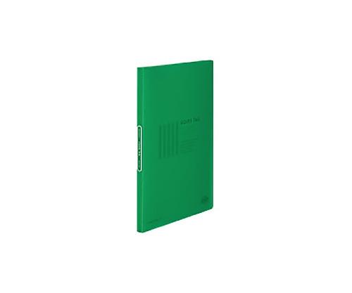 クリヤーブック<カラータグ>20枚 A4縦 緑 CTラ-20G