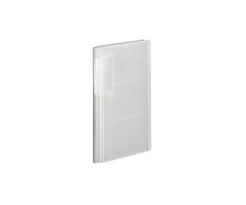 カードホルダー<ノビータ> 固定式 360名収容 透明 メイ-N236T