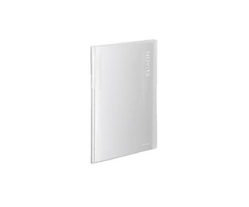 カードホルダー<ノビータ> 固定式 A4 600名収容 透明 メイ-N260T