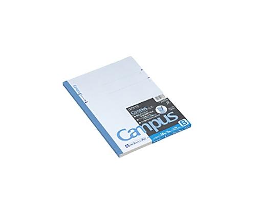 キャンパスノートA4 30枚B罫3冊
