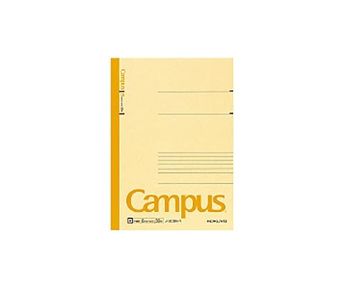 キャンパスノートカラー表紙6号 (セミB5)B罫30枚