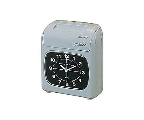 電子タイムレコーダー 4印字欄 BX2000