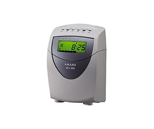 時間集計タイムレコーダー 4印字欄+2集計 MX-300