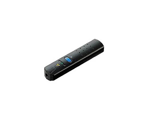 レーザーポインター(ハンディータイプ) 外寸法:長さ116・幅25・高さ17mm