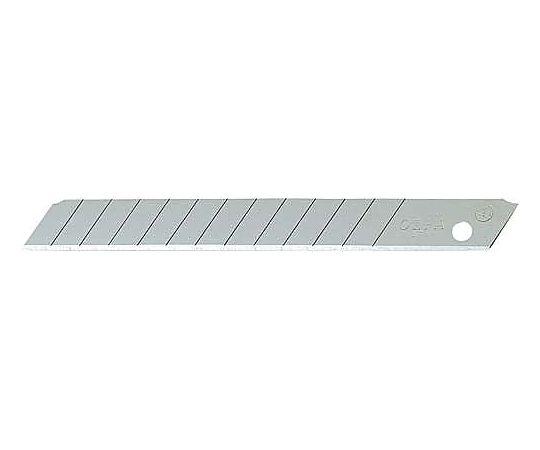 カッターナイフ用替刃(小型用) 10枚 プラケース入り SB10KS