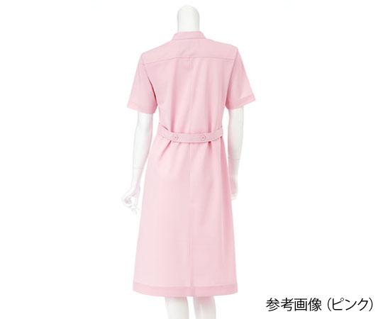 [取扱停止]看護衣半袖 ピンク L HS967
