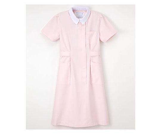 [取扱停止]看護衣半袖 KES1177 ピンク EL KES1177