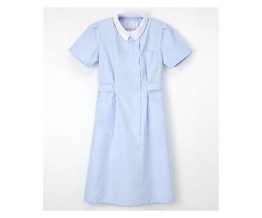 [取扱停止]看護衣半袖 KES1177 ブルー EL