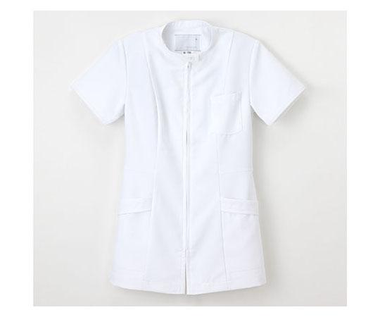 [取扱停止]女子上衣 CB1532 ホワイト L CB1532