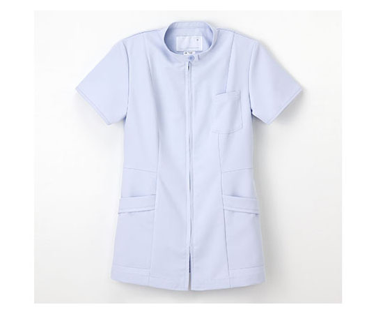 [取扱停止]女子上衣 ブルー L CB1532