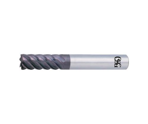 超硬エンドミル WXS 多刃ショート 6 φ6.0×刃長:13.0mm