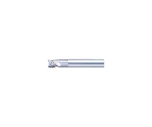 アルミ用ラフィングエンドミル(3枚刃)