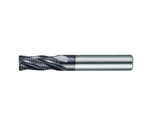 超硬ラフィングエンドミル (4枚刃) φ18×刃長:32