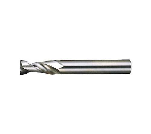 KHAスーパーアルミ用エンドミル(2枚刃・刃長ショートタイプ)