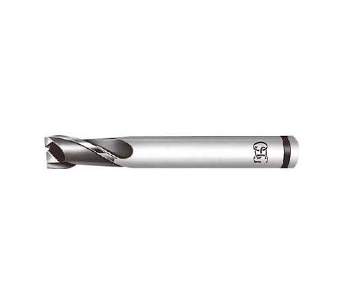 OSG XPMエンドミル(2枚刃・刃長ショートタイプ)