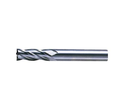 三菱 センターカットエンドミル(4枚刃・刃長ミディアムタイプ)