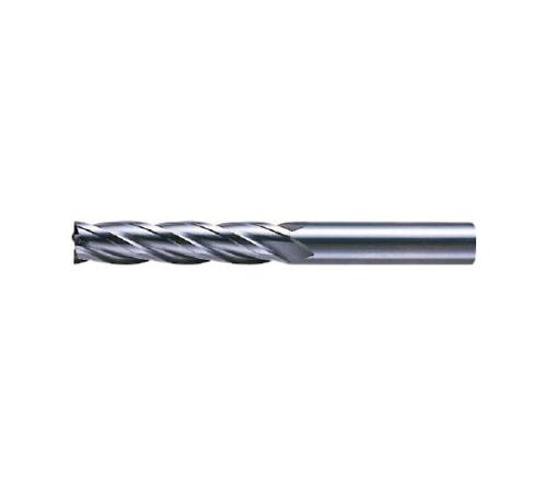 三菱 センターカットエンドミル(4枚刃・刃長ロングタイプ)