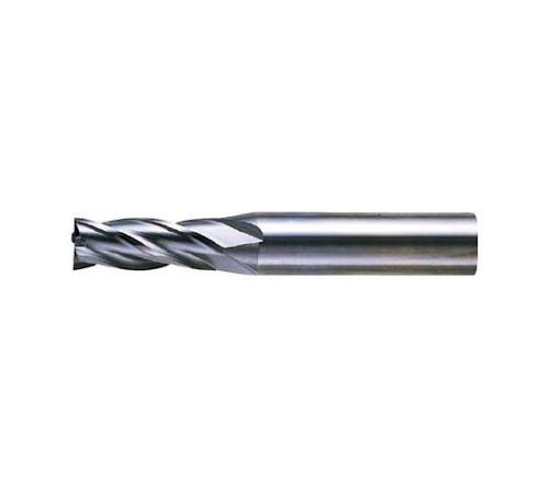 KHAスーパーエンドミル ノンコート 4枚刃 φ2.5×刃長:10×全長:50