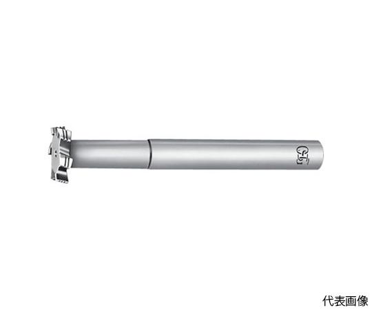 ハイスエンドミル 83678 RF-TSC-40X8X165X8X20
