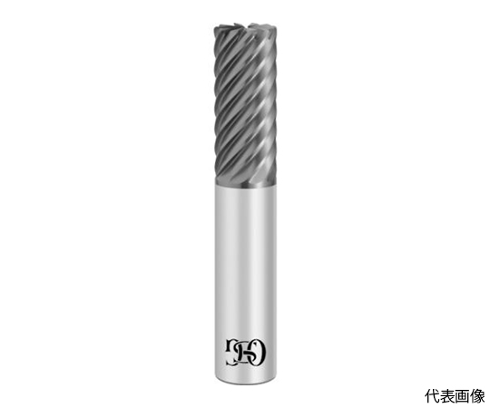 ハイスエンドミル 8458120 VPS-EMS-12X10F
