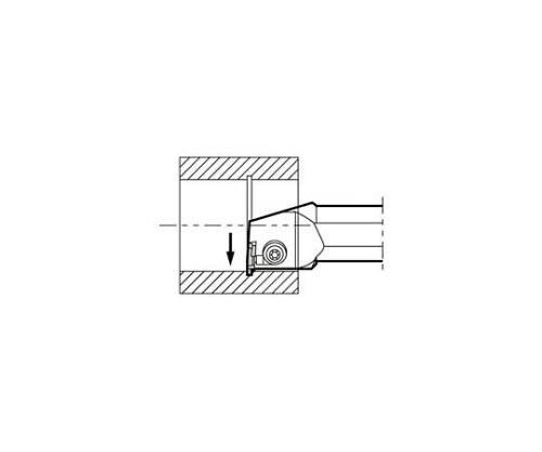 京セラ 溝入れ用ホルダ 型番:KIGBAR352516