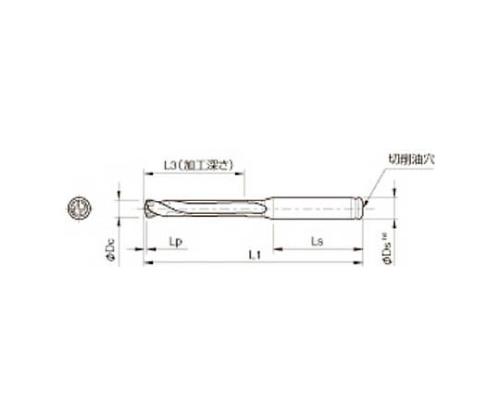 京セラ ドリル用ホルダ 型番:SS14DRC120M5