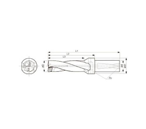 京セラ ドリル用ホルダ 型番:S40DRZ3811412