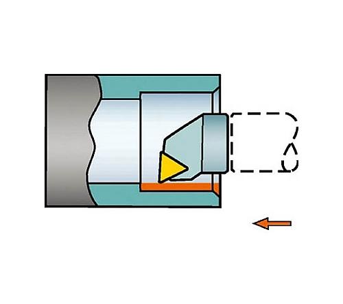 サンドビック コロターンSL コロターン107用カッティングヘッド 型番:R579.0C25201711