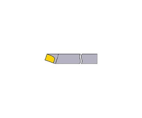 三菱 ろう付け工具 斜剣バイト 31形 右勝手 型番:313 HTI10
