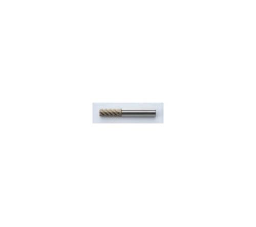 ユニオンツール 超硬エンドミル スクエア φ6×刃長13 型番:HMS60601300