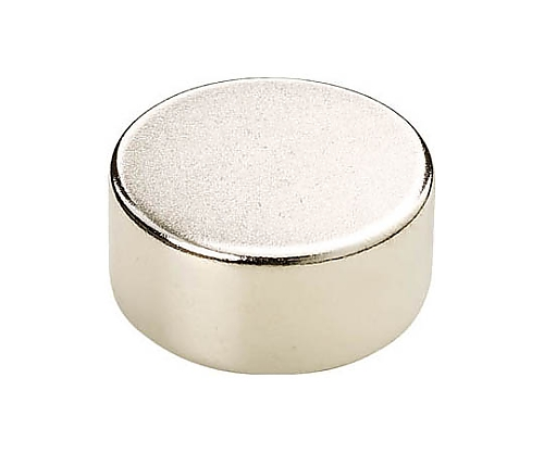 ネオジム磁石 丸形 外径4mmX厚み2mm 10個入