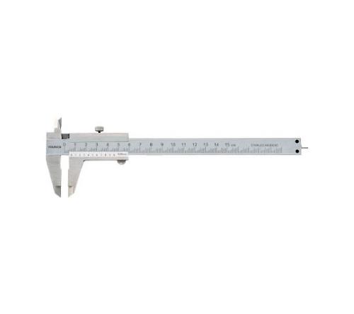 ユニバーサルデザイン標準型ノギス 測定範囲:0~100 THN10U