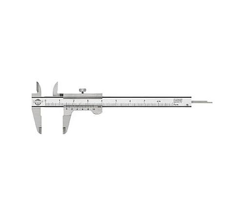 モーゼル型ノギス 測定範囲:0~70 SM7
