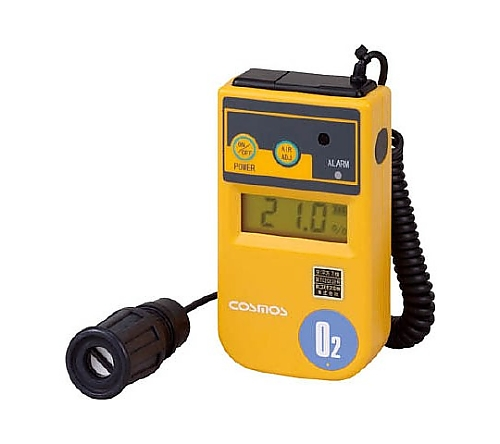 デジタル酸素濃度計(作業前測定用)