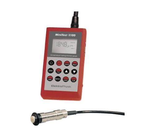 電磁式・渦電流式膜厚計ミニテスト3100