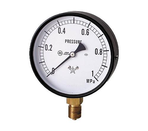 汎用圧力計(A形立型・φ75)