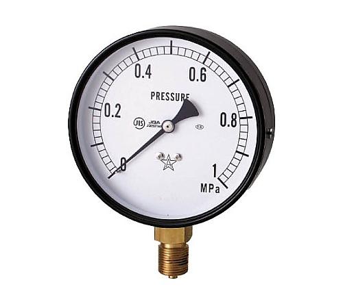 汎用圧力計(A形立型・φ100)
